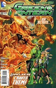 Green Lantern #22 (2013)