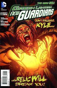 Green Lantern: New Guardians #22 (2013)