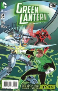 Green Lantern: The Animated Series #14 (2013)