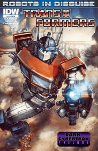 The Transformers: Robots in Disguise #19 (2013)