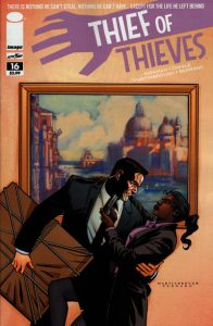 Thief of Thieves #16 (2013)
