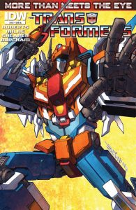 The Transformers: More Than Meets the Eye #19 (2013)