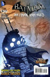 Batman: Arkham Unhinged #16 (2013)