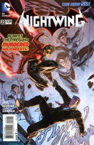 Nightwing #22 (2013)