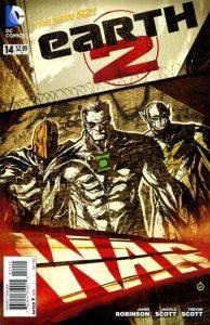 Earth 2 #14 (2013)