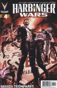 Harbinger Wars #4 (2013)