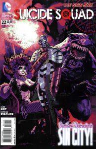 Suicide Squad #22 (2013)