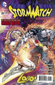 Stormwatch #22 (2013)