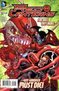 Red Lanterns #22 (2013)