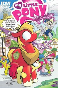 My Little Pony: Friendship Is Magic #9 (2013)