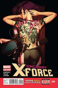 Uncanny X-Force #9 (2013)