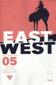 East of West #5 (2013)