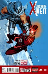Uncanny X-Men #8 (2013)