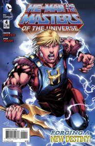 He-Man and the Masters of the Universe #4 (2013)