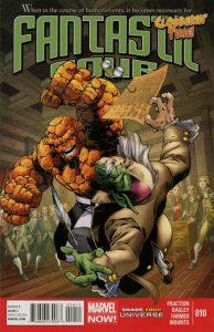 Fantastic Four #10 (2013)