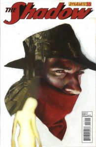 The Shadow #16 (2013)
