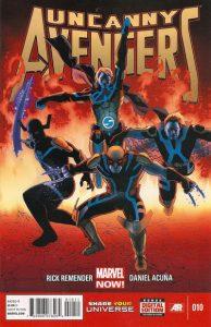 Uncanny Avengers #10 (2013)