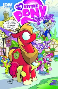 My Little Pony: Friendship Is Magic #9 (2013)