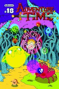 Adventure Time #18 (2013)