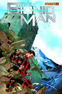 Bionic Man #23 (2013)