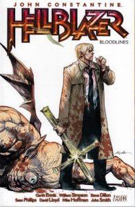 John Constantine, Hellblazer #6 (2013)