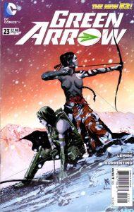 Green Arrow #23 (2013)