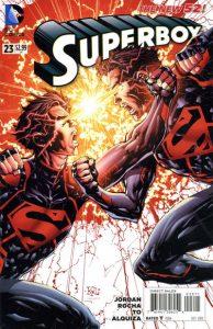 Superboy #23 (2013)
