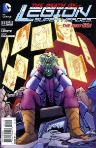 Legion of Super-Heroes #23 (2013)