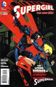 Supergirl #23 (2013)