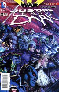 Justice League Dark #23 (2013)