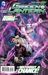 Green Lantern #23 (2013)