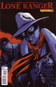 The Lone Ranger #19 (2013)