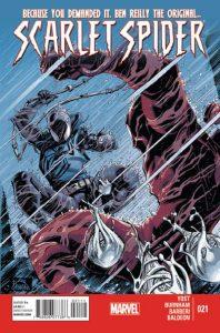 Scarlet Spider #21 (2013)
