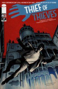 Thief of Thieves #17 (2013)