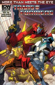 The Transformers: More Than Meets the Eye #20 (2013)