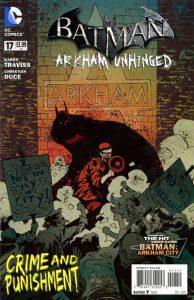Batman: Arkham Unhinged #17 (2013)