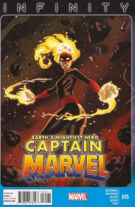 Captain Marvel #15 (2013)