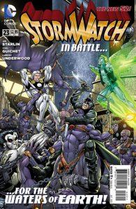 Stormwatch #23 (2013)