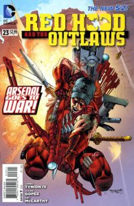 Red Hood and the Outlaws #23 (2013)