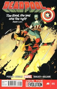 Deadpool #15 (2013)