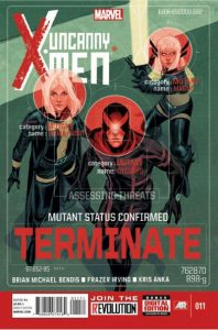 Uncanny X-Men #11 (2013)