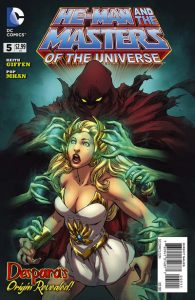 He-Man and the Masters of the Universe #5 (2013)