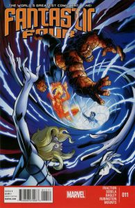 Fantastic Four #11 (2013)