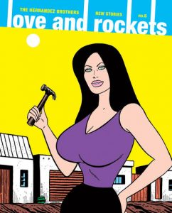 Love and Rockets: New Stories #6 (2013)