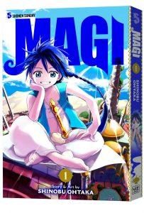 Magi #1 (2013)