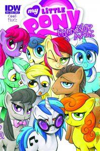 My Little Pony: Friendship Is Magic #10 (2013)