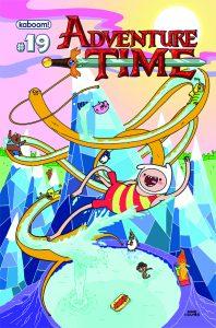 Adventure Time #19 (2013)