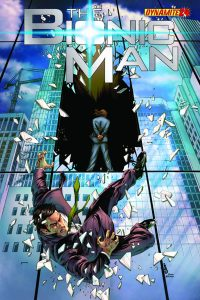Bionic Man #24 (2013)