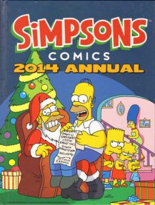 The Simpsons Annual #2014 (2013)