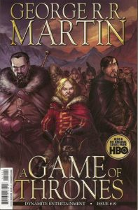George R. R. Martin's A Game of Thrones #19 (2013)